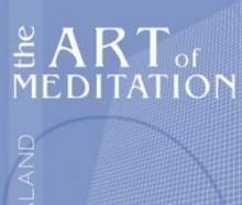 Brochure on meditation