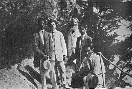 And others in Taormina 1912