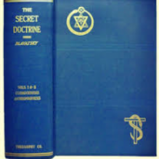 The Secret Doctrine And Its Study