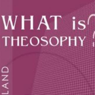 Brochure on What is Theosophy