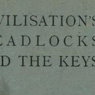 Ebook of Civilisation's Deadlocks and the Keys by Annie Besant