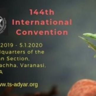 144 Annual Convention