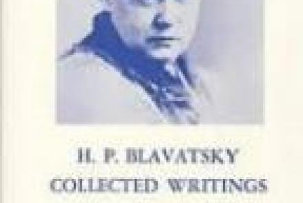 Ebook of the Collected Writings Of H. P. Blavatsky - Edited By Boris De Zirkoff