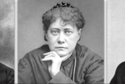 The Founders - HP Blavatsky