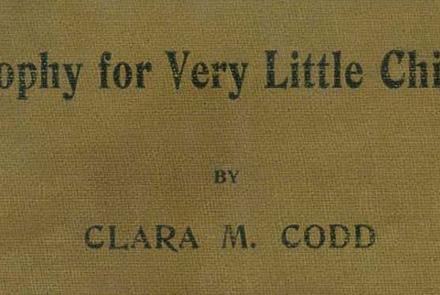 Theosophy for Very Little Children
